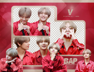 Pack Png 750 // V (BTS) by BEAPANDA