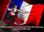 I Stand with Paris by TheLunarEmpress