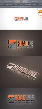 Roadline Logo Template by Saptarang