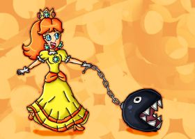 daisy's chain chomp by ninpeachlover