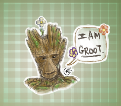 A Really Groot Guy by Autumn-In-April