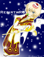 RebirthRO High Priest by iMagicalCookie