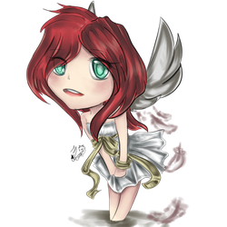 Chibi Trade by Cindybrown