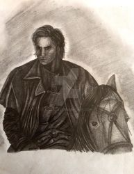 Sir Guy of Gisborne no. 1 by mokaart