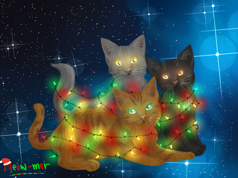 Lights by Meow-mer