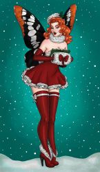 Figgy Pudding by Nojicakes