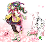 [auction OPEN] Adopt Swamp Witch!