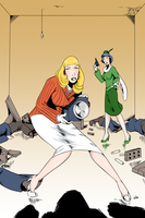Jill Trent, Science Sleuth! by hushicho