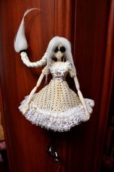 The doll by Daffy-chan