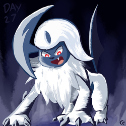 Pokeddex: Day 27 by CandidCanine