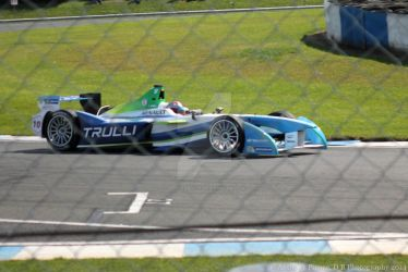 Formula E - Jarno Trulli by gopherboy76