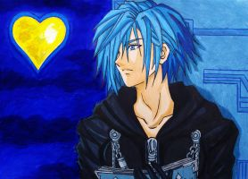Zexion: Longing for a heart... by dagga19