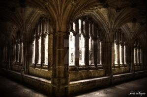Harry Potter Set 2 - Lacock by JackSivyer