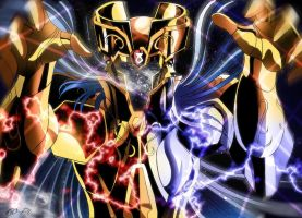 Saint Seiya - GEMEAUX - Final by Iso-pI