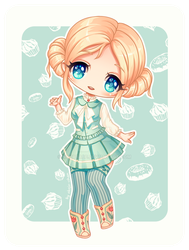 Adoptable auction #1 (name up to winner) [CLOSED] by Nukababe