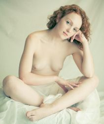 Quietly Pensive by EngagingPortraits