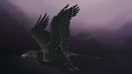 The Bird that Kill's  8677 by EyeOfGalyx
