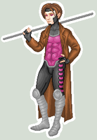 Gambit by padfootb3