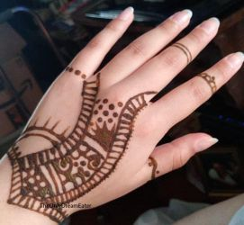 Henna Art by TheOnlyDreamEater