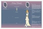 RS: Sailor 'Upsilon' Thabit by MagicalCrystalWings