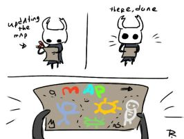Hollow Knight, doodles 8 by Ayej