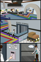 YogLabs: Behind Closed Doors - Pg13 by KTechnicolour