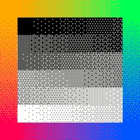 36-Step Dither by vidthekid