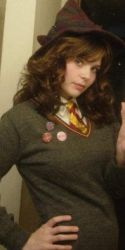 Hermione cosplay by aleyed