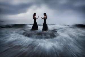 Encounters by justeline