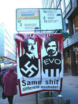 Hitler and EVO by Musteri