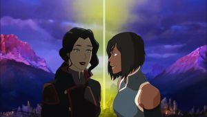 Korrasami - Proud to Be With You by MattHunX