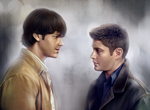 The Winchester Brothers by KeiLumo