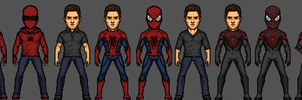 Spider-Man (Peter Parker) by FuryBoy12