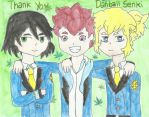 Thank You by KazuChi-2225