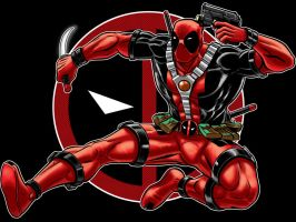 DeadPool Commission by Thuddleston