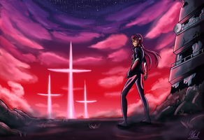 Neon Genesis by RushDraik