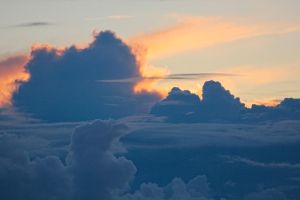 Clouds or mountains? by macieknowak