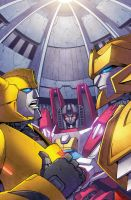 RiD #5 Cover Colors by dyemooch