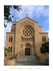 St. Christopher's Canberra by places-of-worship