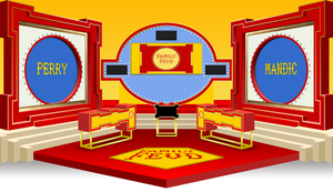 Family Feud 1987 pilot set 1 by wheelgenius