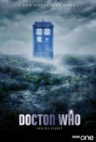 DOCTOR WHO SERIES 8 POSTER by Umbridge1986