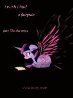 I want a fairytale. part1 by leo1011