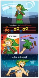 Song of Showers by Gabasonian