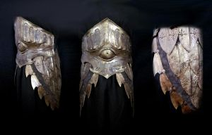 Chaos Armour by BloodworxSander