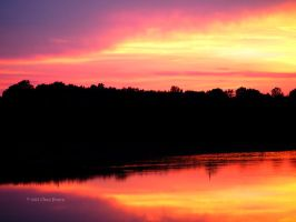 The colors of rain at sunset... by memphis-pooreman