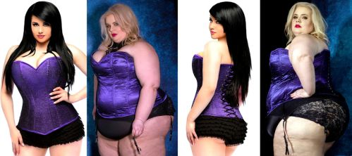 Same corset in diffrent sizes by EnergyToBeauty