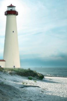 Premade Lighthouse Stock 2 by FairieGoodMother