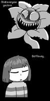 frisk loves everyone by sparklingdemon