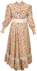 Pioneer Dress PNG by HighDesertPencil
