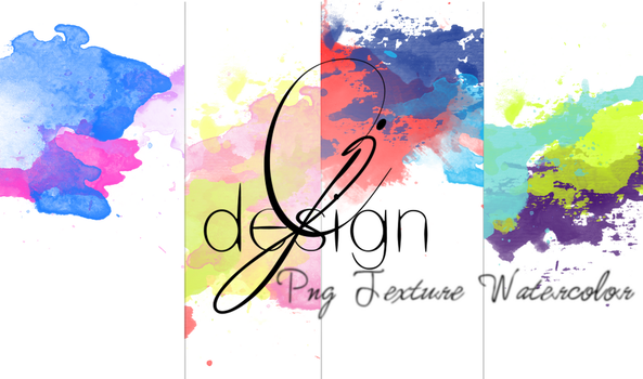 Watercolor Pack Png|Texture-CamjDesign by CamjDesign